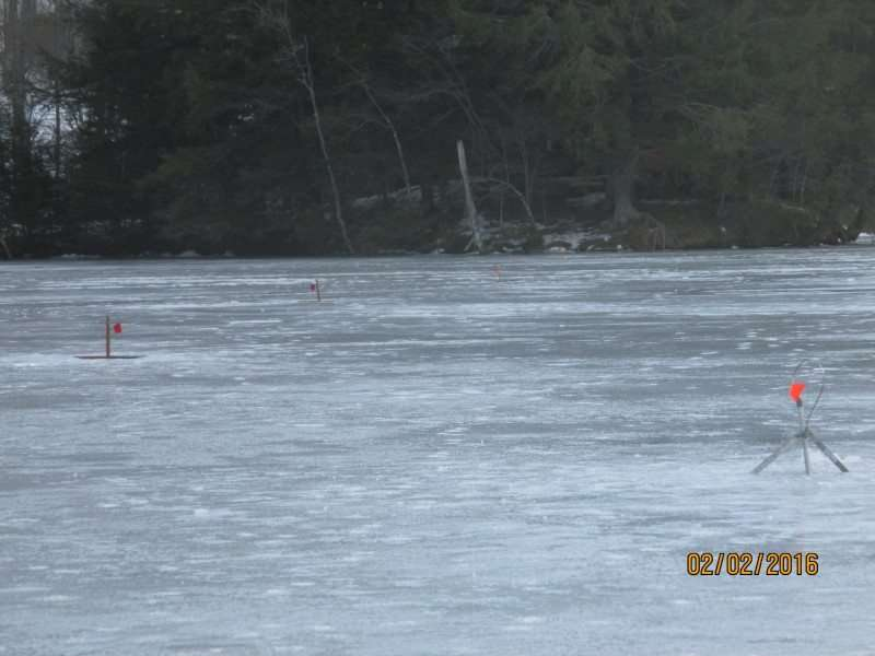 Vermont Ice Fishing Ice Life Stay Bent Fishing Tours