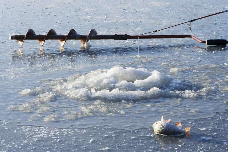 VT Fishing Guide Ice safety