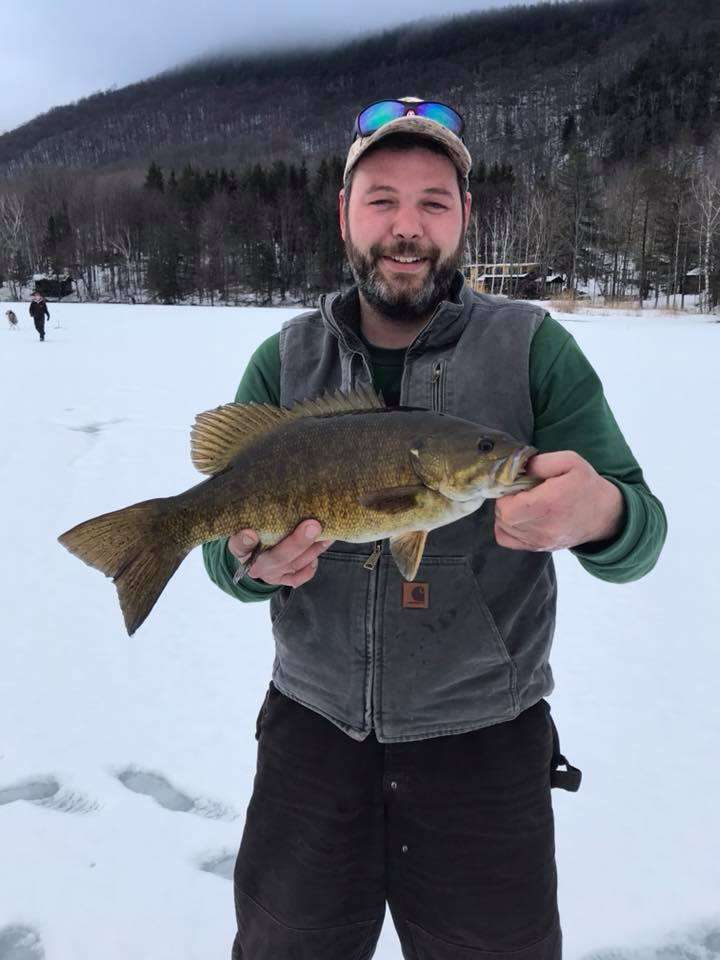 Last Day of Ice Fishing Spring 2019 4